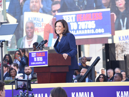 The Weekend That Was Oakland (Part Two): Kamala Harris Invades Downtown Oakland