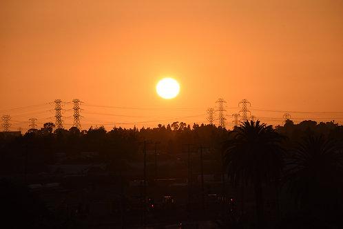 Fremont Sunset