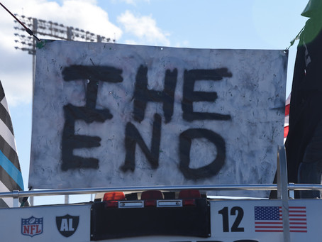 The Raiders Say Goodbye (Again, Maybe)