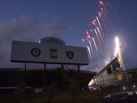 The 2018 Holidays (Part Two): Christmas Eve With The Raider Nation