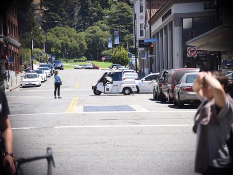 Sunday Brunch In Berkeley