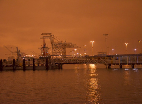 The Season Of Smoke (And The Day The Bay Turned Orange)