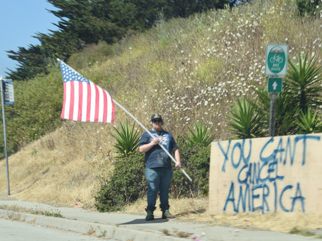 July 4th 2020-Cruising Highway One
