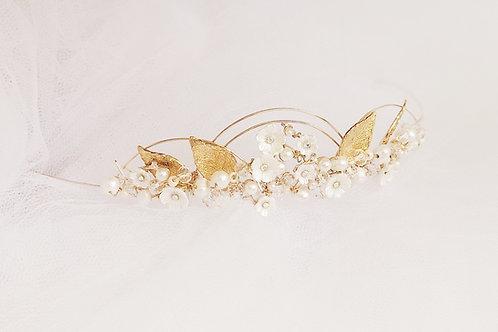 Tiara Romantic Gold