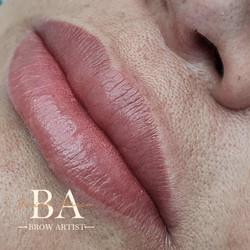pigmentación de labios