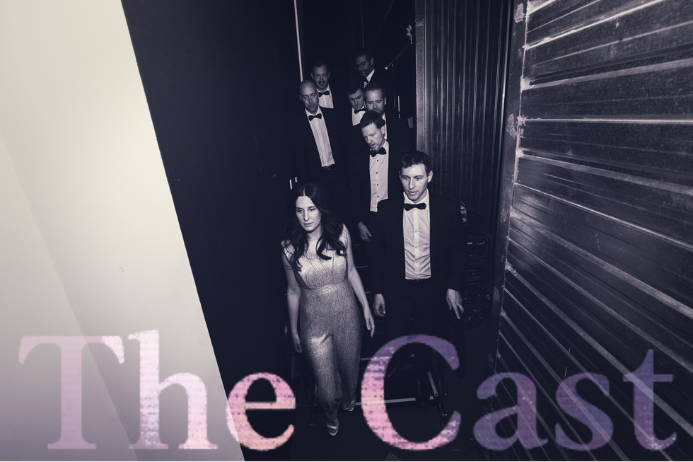 The Cast band