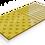 """Thumbnail: Тактильная плитка """"KERAMO"""" 300х300х11мм керамогранит"""