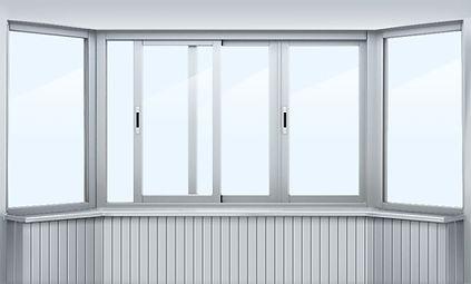 остекление балконов и лоджий в Ейске 89184335557