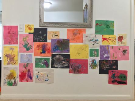 Leo's Quarantine Gallery // Mary Bush — Children (Ages 0-14)