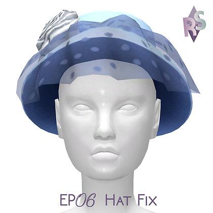 EP06 Hat Fix
