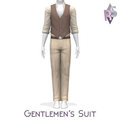 Gentlemen's Suit