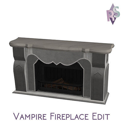 Vampire GP Fireplace Edit