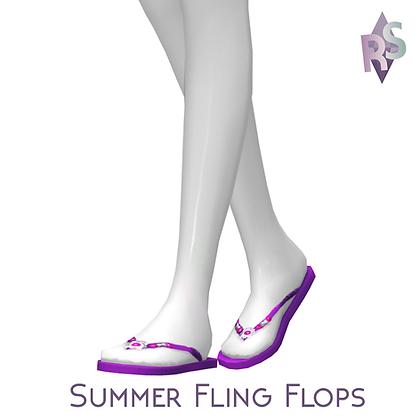 Summer Fling Flops
