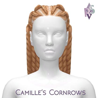 Camille's Cornrows
