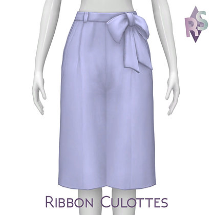 Ribbon Culottes