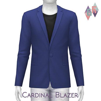 Saurora; Cardinal Blazer
