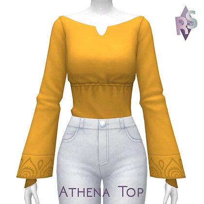 Simblreen 2020; Athena Top