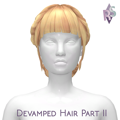 Serena Hairstyle