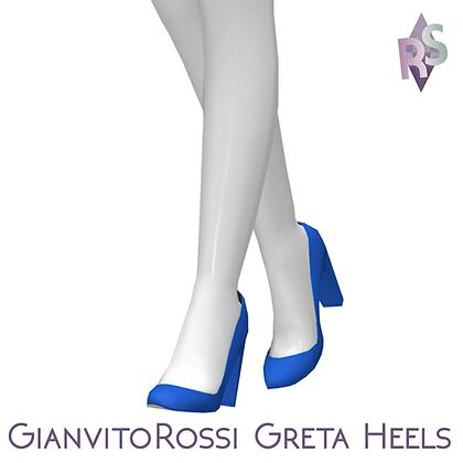 GianvitoRossi Greta Heels