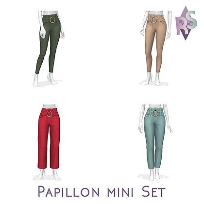 Papillon MINI Set
