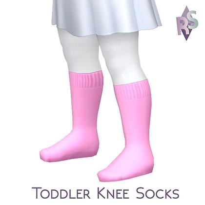 Toddler Knee Socks