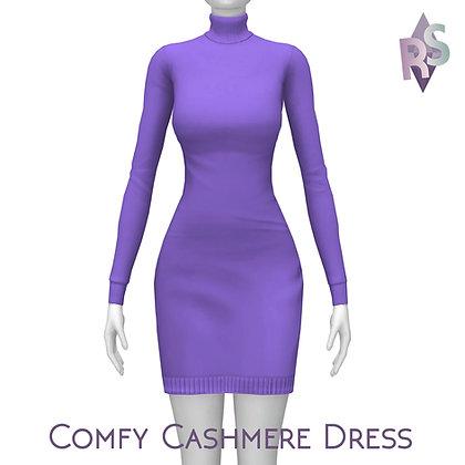 Comfy Cashmere Dress