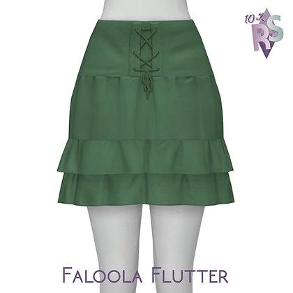 10K followers Gift; Faloola Flutter Skirt