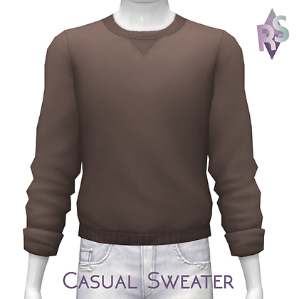 C&D Casual Sweater
