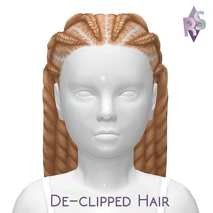 De-Clipped GP05 Hair
