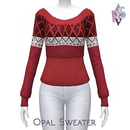 Opal Sweater