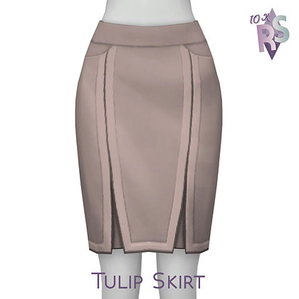 10K followers Gift; Tulip Skirt