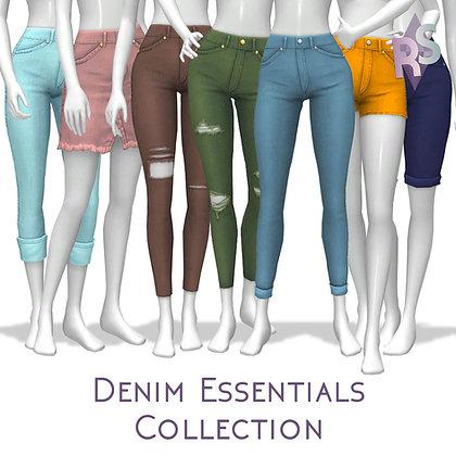 Denim Essentials Collection