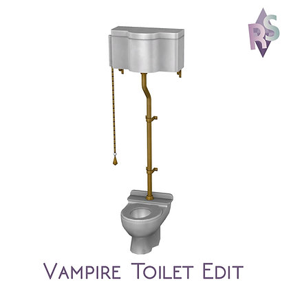 Vampire GP Toilet Edit