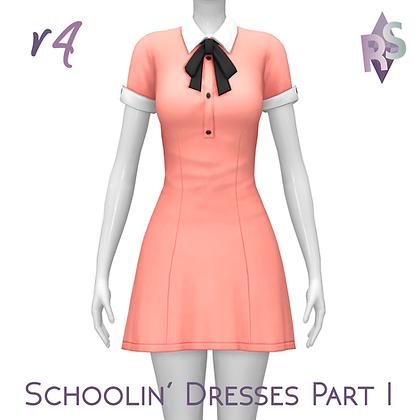 Schoolin' Dresses Part I