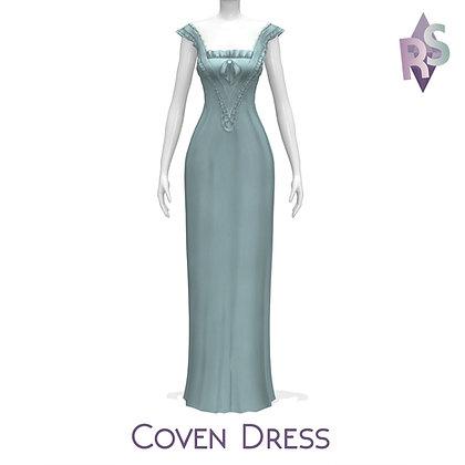 Simblreen 2018 Day 1; Coven Dress