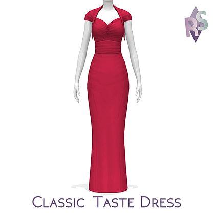Classic Taste Dress