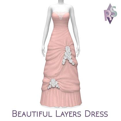 Beautiful Layers Dress