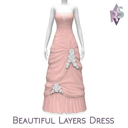 Beautiful Layers Dress