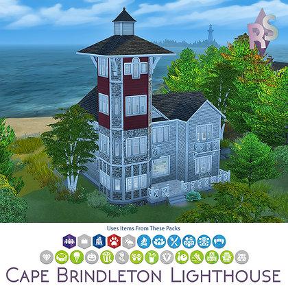 Cape Brindleton Lighthouse