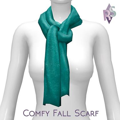 Comfy Fall Scarf