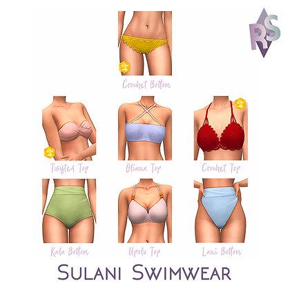 Sulani Swimwear Collection