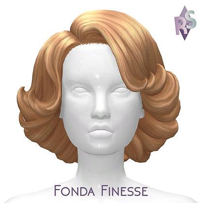 Fonda Finesse Hair