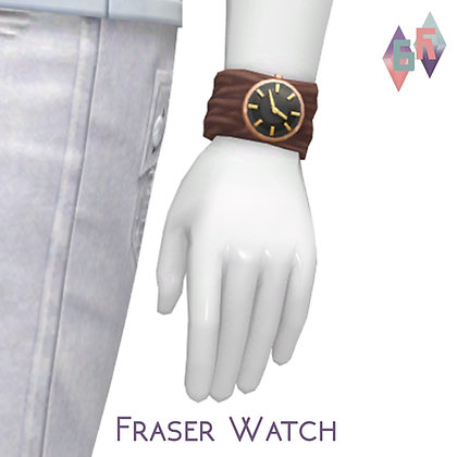 Saurora; Fraser Watch