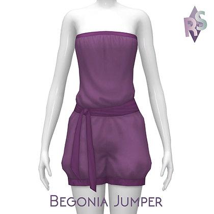 Simblreen Gift; Begonia Jumper