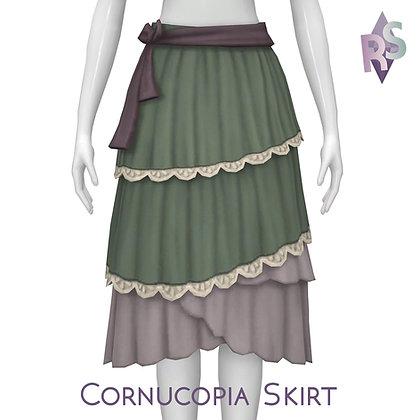 Cornucopia Skirt