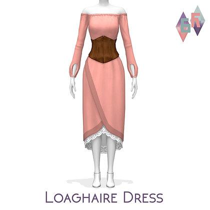 Saurora; Laoghaire Dress