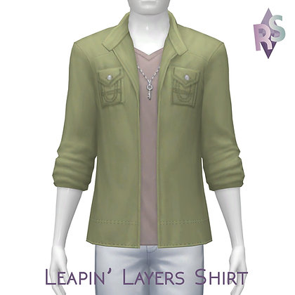 Leapin' Layers Shirt