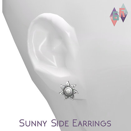 Saurora; Sunny Side Earrings