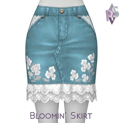 Bloomin' Skirt.