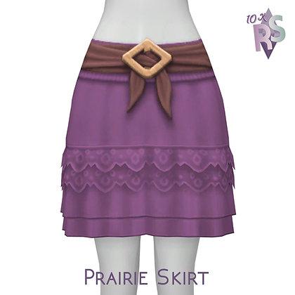 10K followers Gift; Prairie Skirt